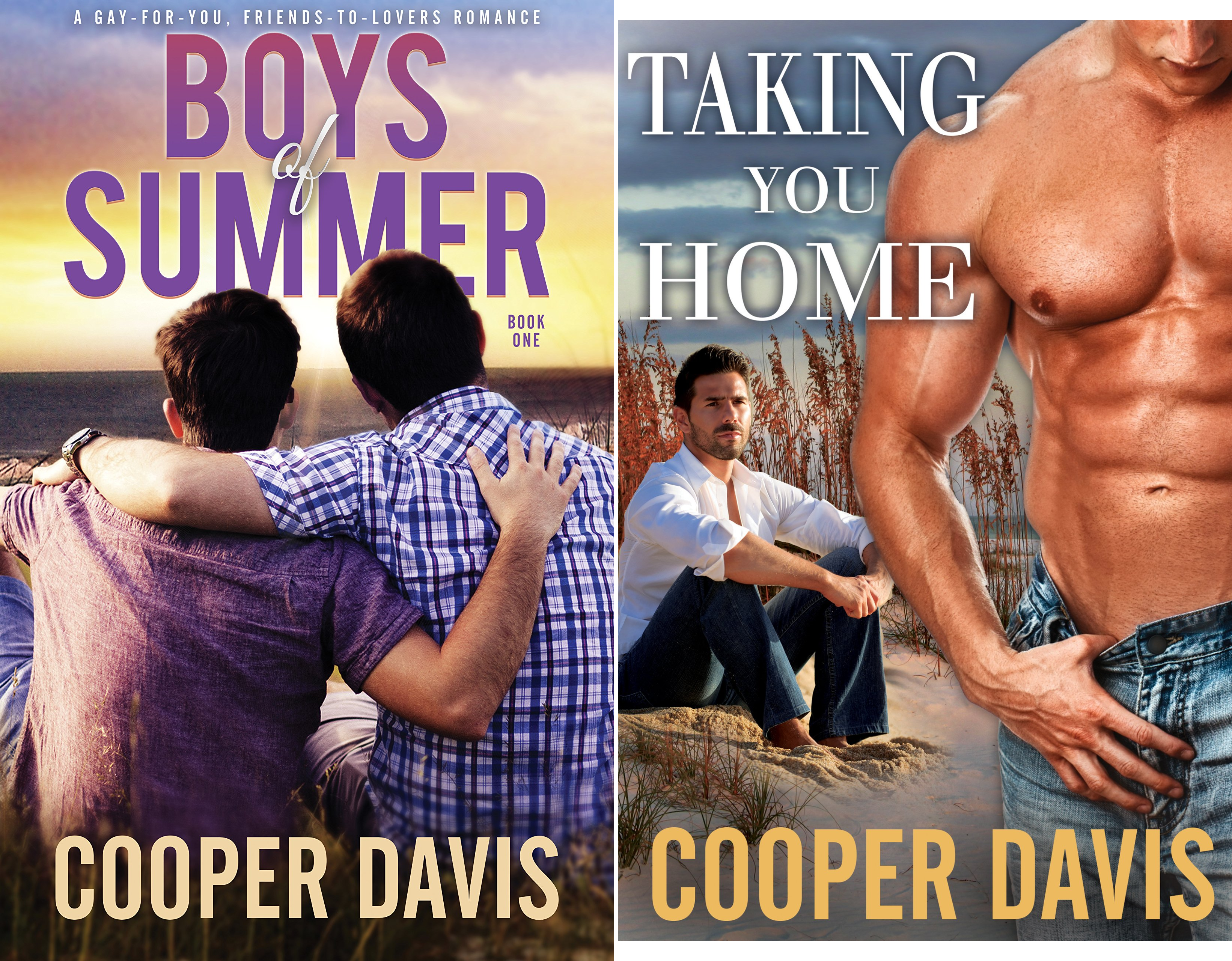 Boys of Summer (2 Book Series)
