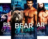 Royal Bears (3 Book Series)