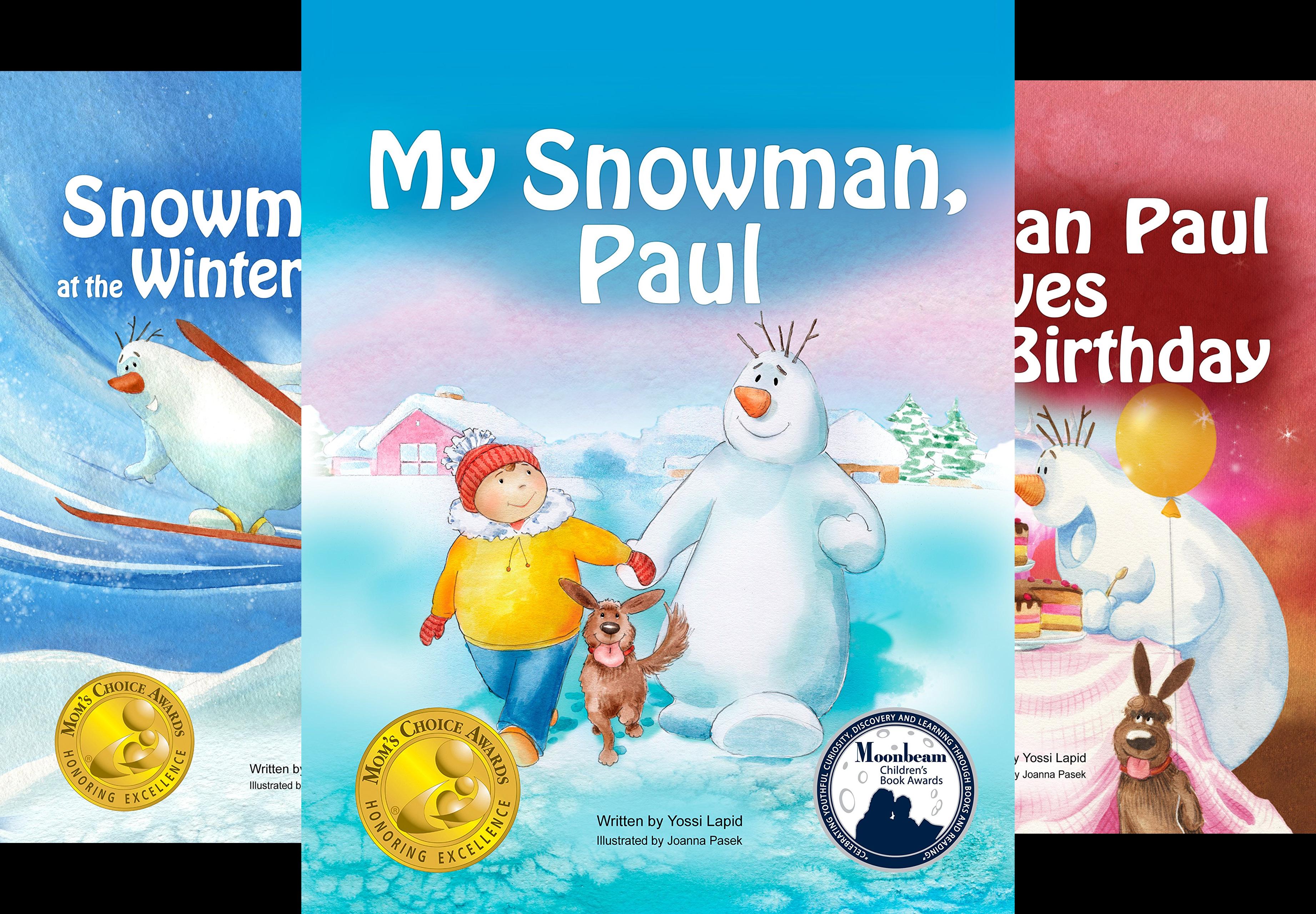Snowman Paul (7 Book Series)