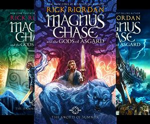 Rick Riordan's Norse Mythology