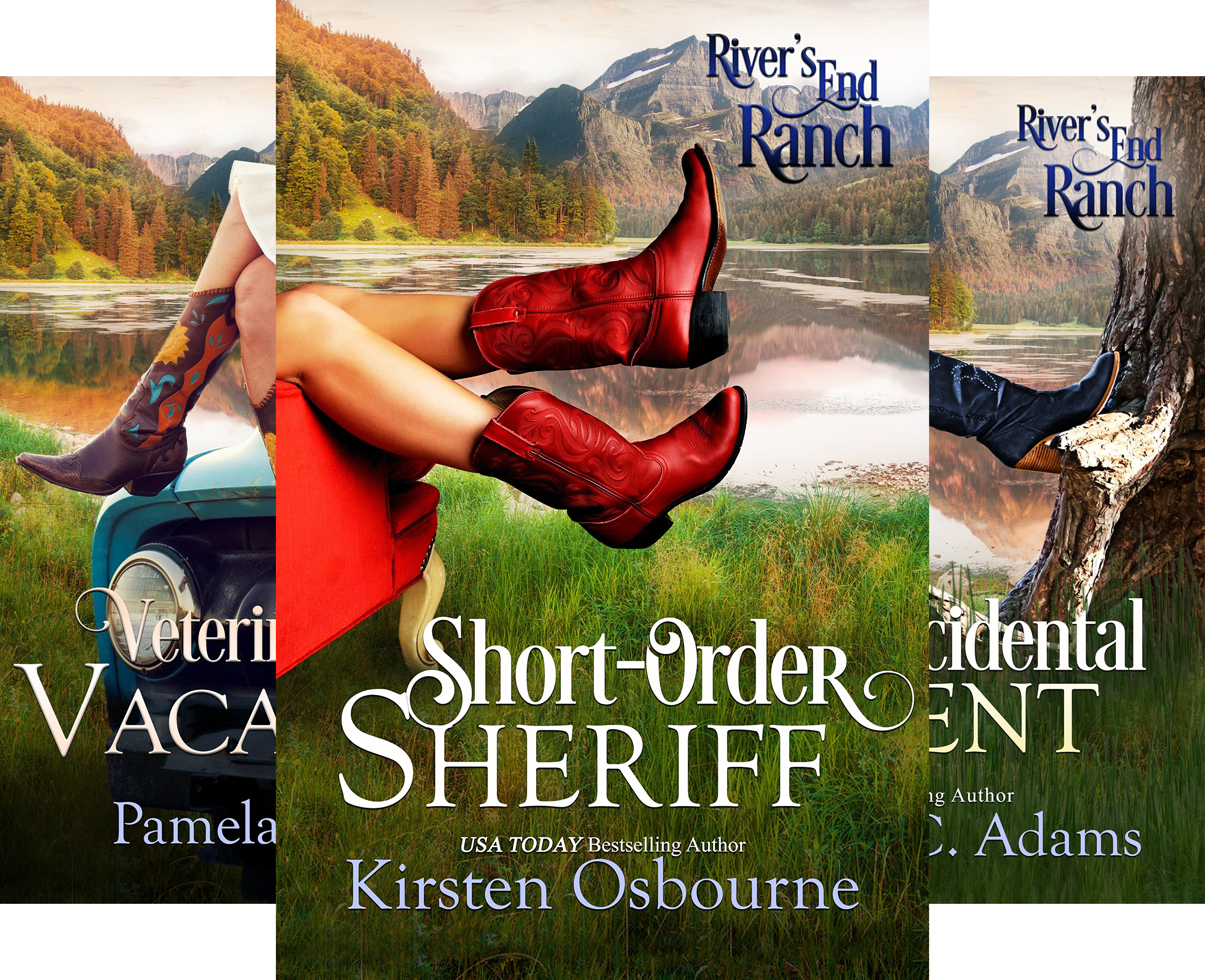 River's End Ranch (17 Book Series)