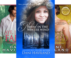 The Fairies Saga (4 Book Series) by  Dani Haviland