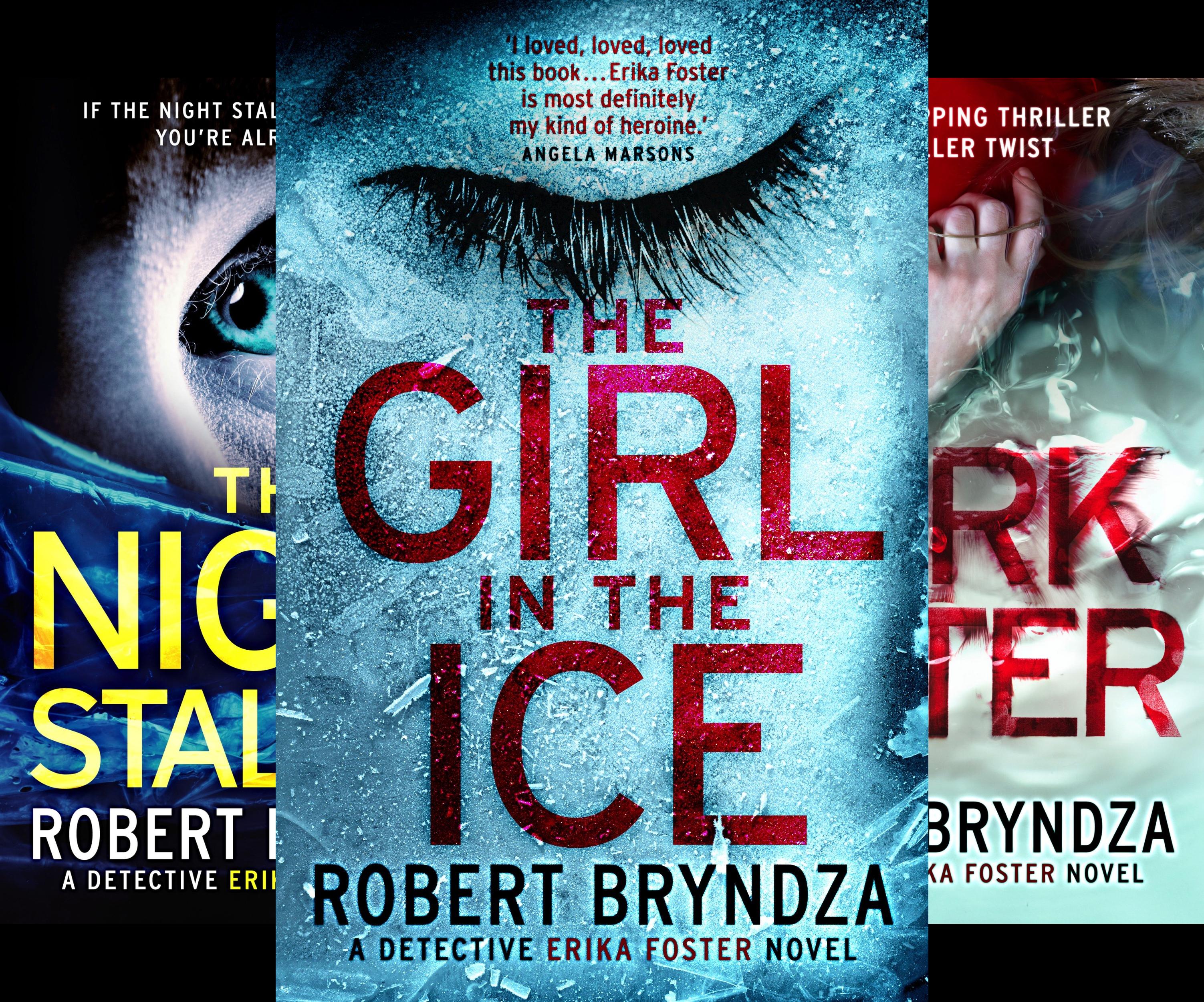 Detective Erika Foster (5 Book Series)