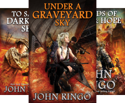 Black Tide Rising (4 Book Series) by  John Ringo