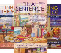 A Cookbook Nook Mystery (5 Book Series) by  Daryl Wood Gerber
