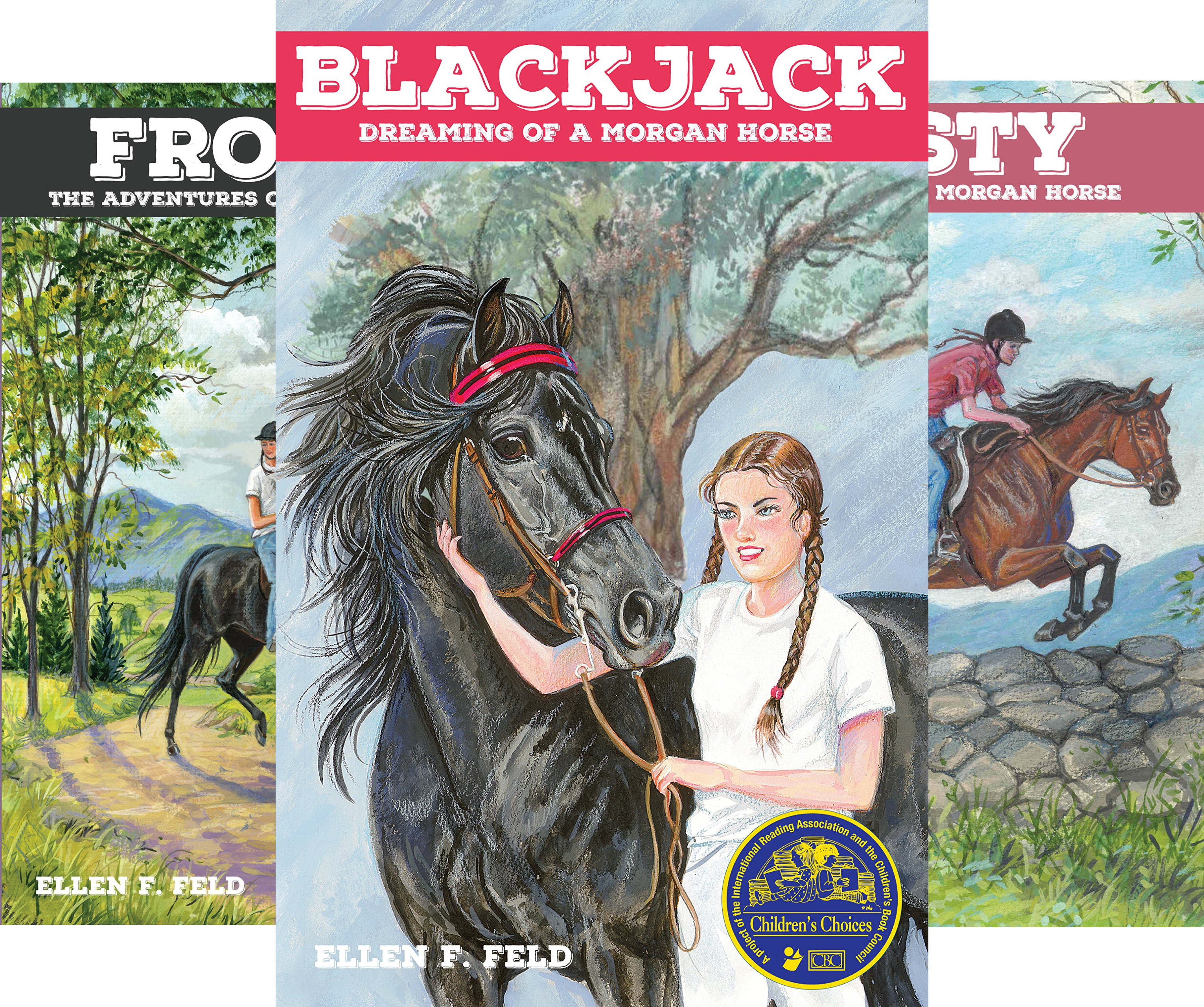 The Morgan Horse series (8 Book Series)