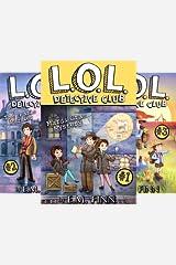 LOL Detective Club (3 Book Series)
