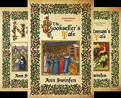 Oxford Medieval Mysteries (3 Book Series) by  Ann Swinfen