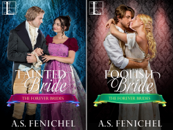 Forever Brides (3 Book Series) by  A.S. Fenichel