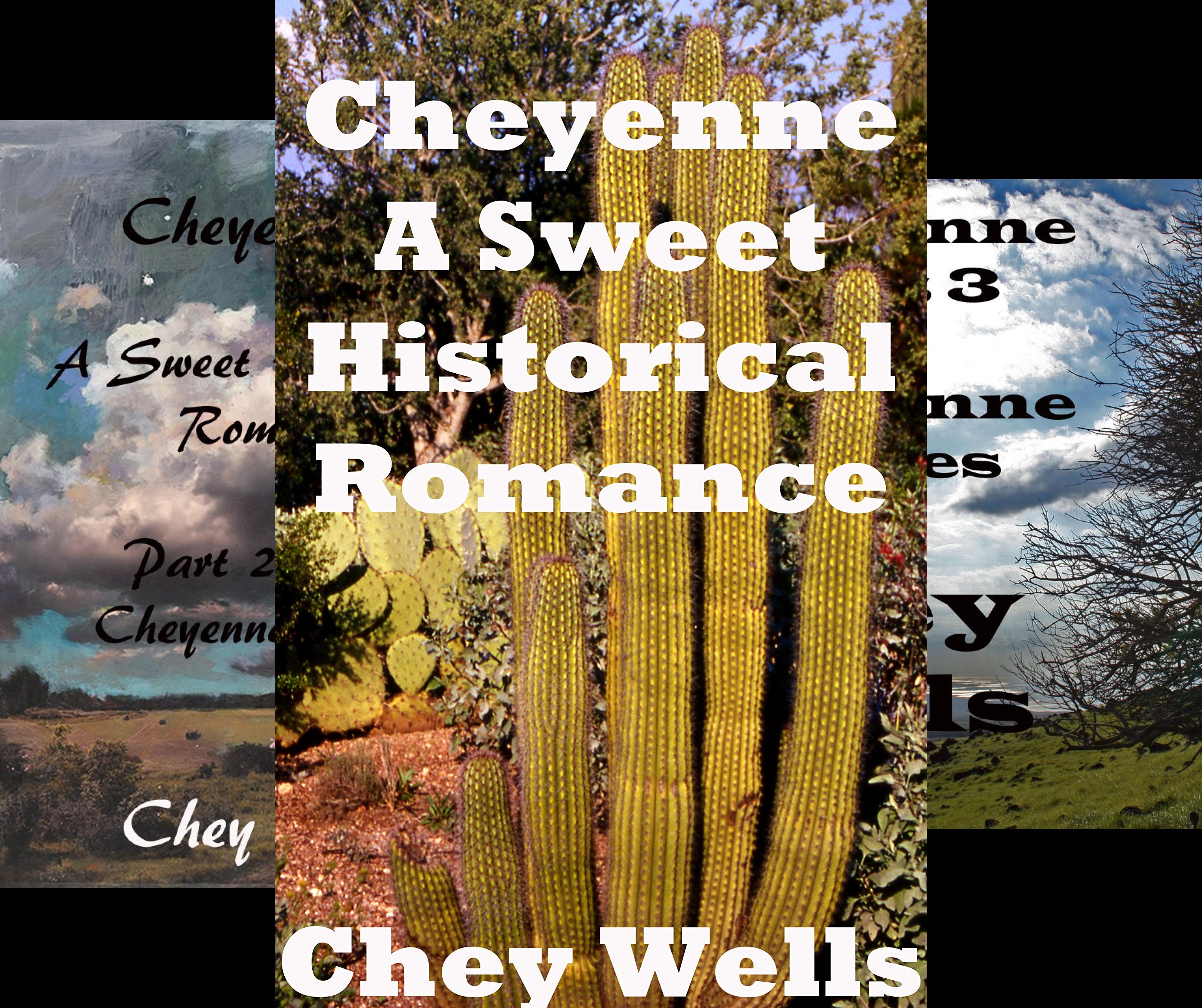 Cheyenne (5 Book Series)