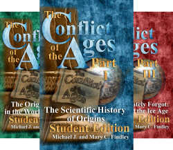 The Conflict of the Ages Student Edition (5 Book Series) by  Michael J. Findley Mary C. Findley