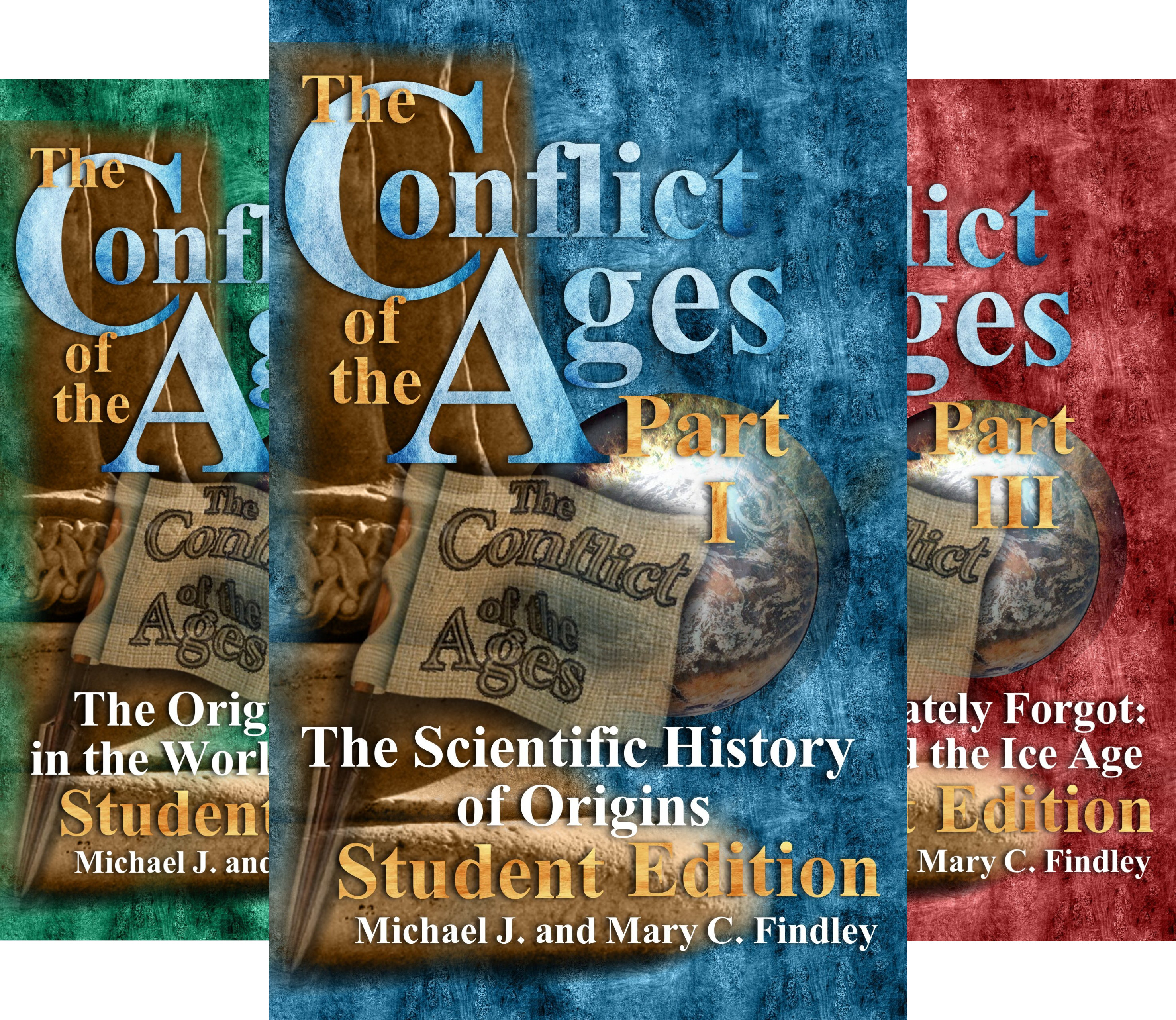 The Conflict of the Ages Student Edition (5 Book Series)