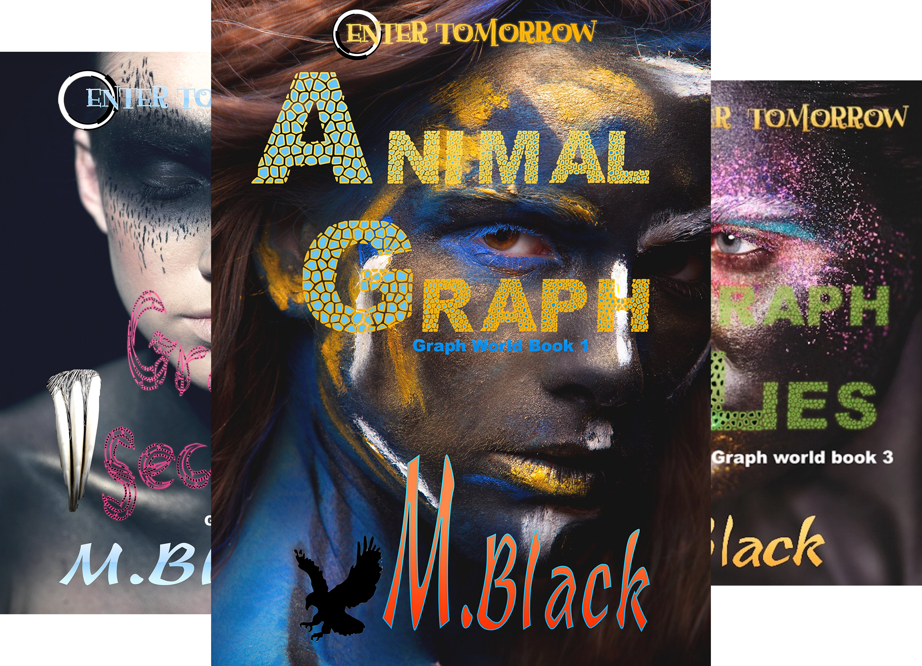 Graph World (3 Book Series)