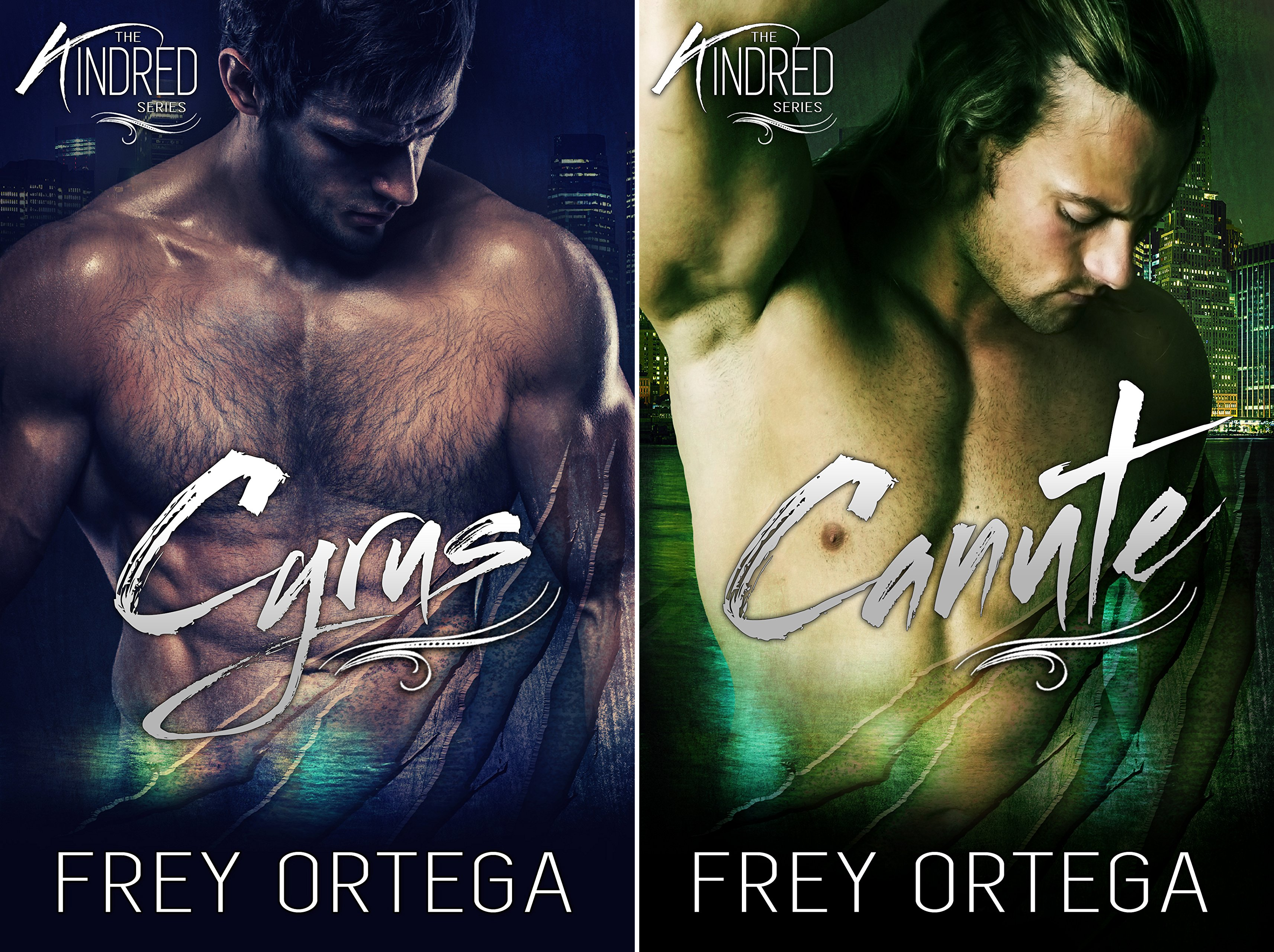 The Kindred Series (2 Book Series)