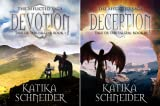 The Afflicted Saga- Tale of the Fallen (2 Book Series)