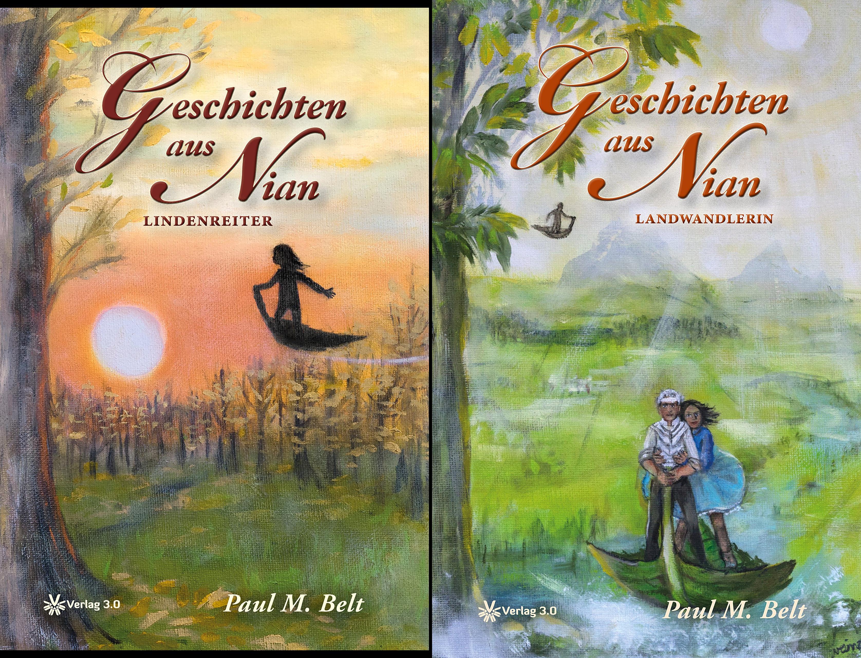 Geschichten aus Nian (Reihe in 2 Bänden)