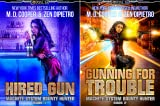 Aeon 14: Machete System Bounty Hunter (2 Book Series)