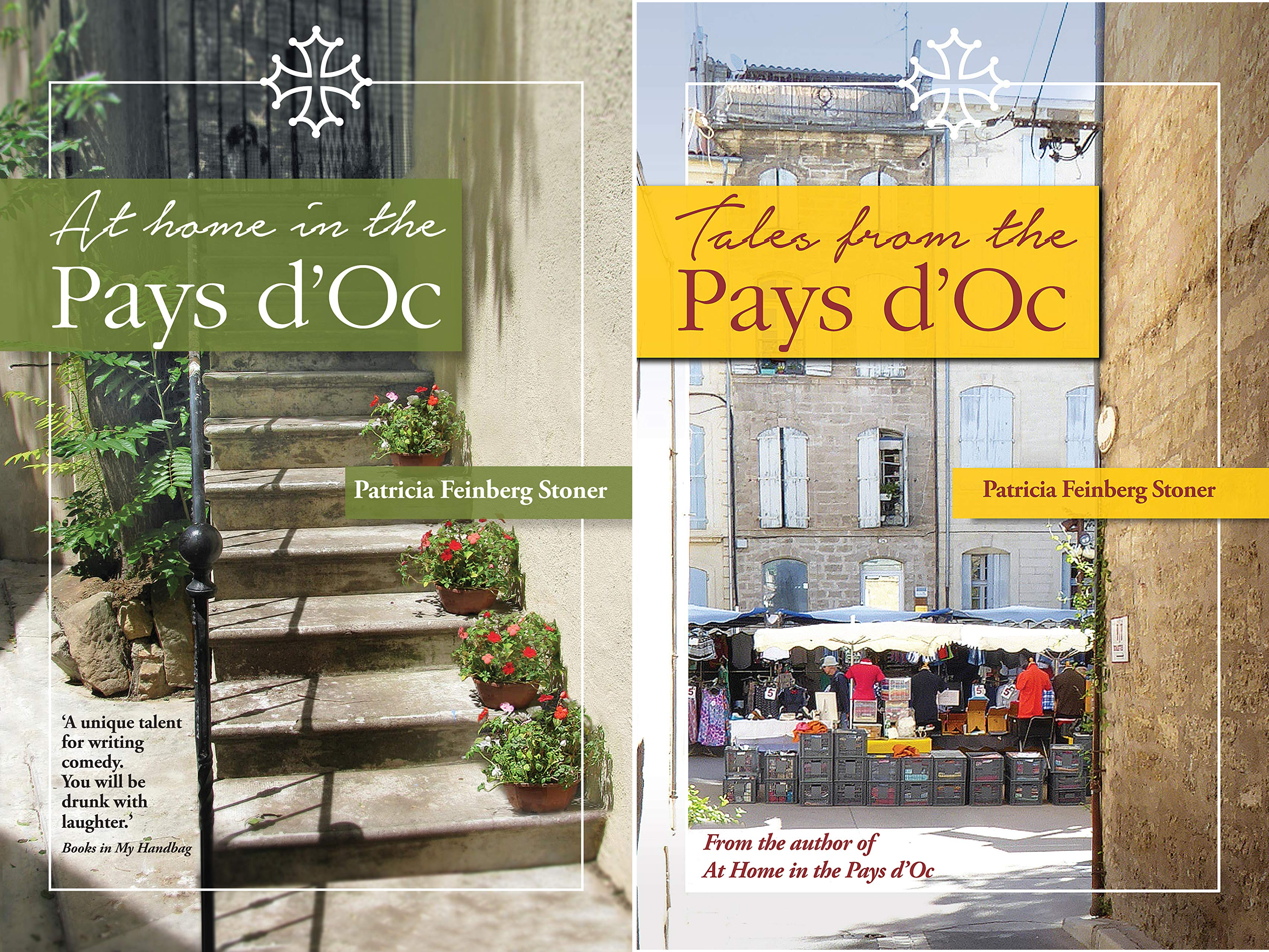 The Pays d'Oc series (2 Book Series)