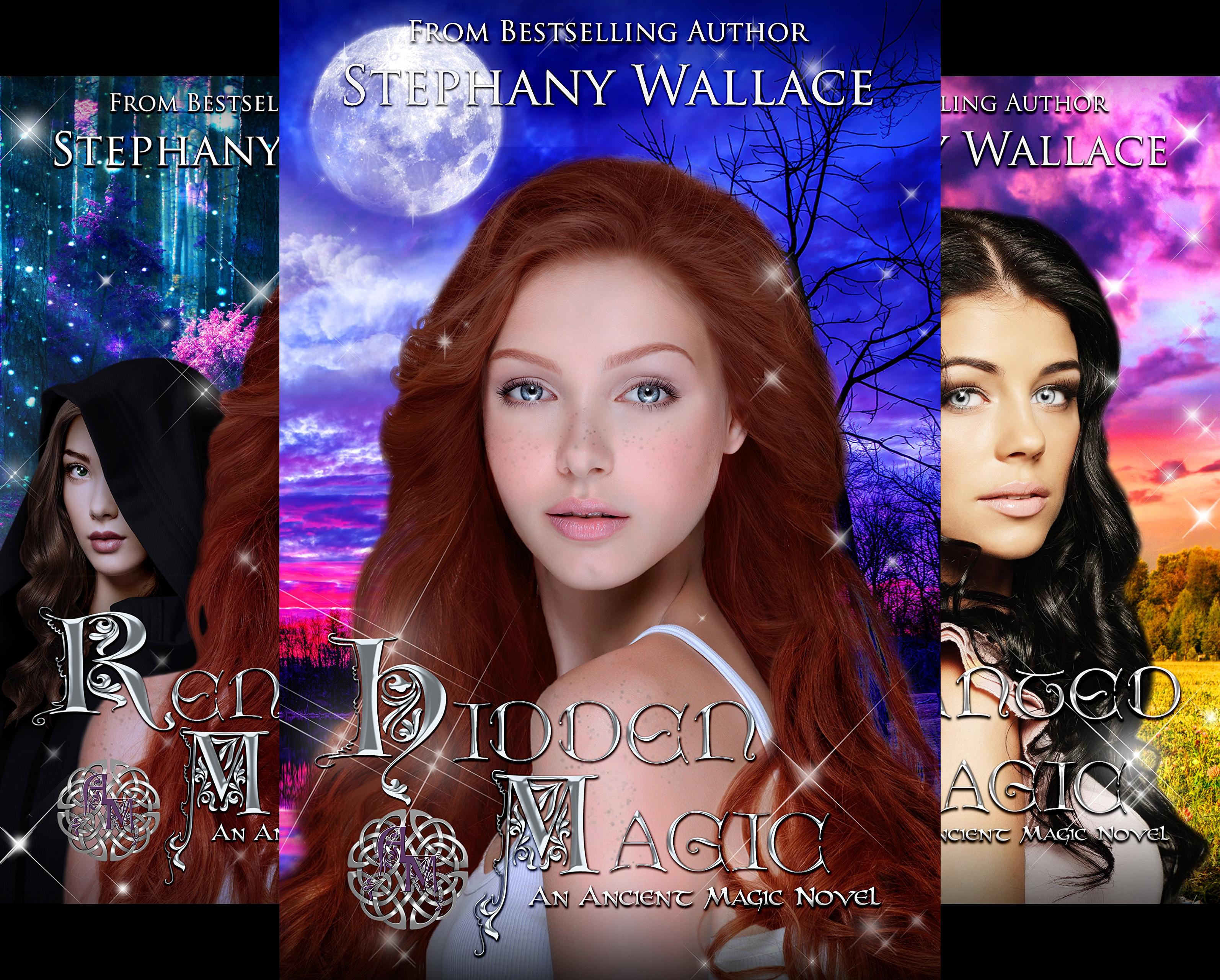 The Ancient Magic Series (3 Book Series)