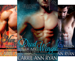 Dante's Circle (7 Book Series) by  Carrie Ann Ryan
