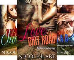 The Roughneck Series (3 Book Series) by  Nicole Hart
