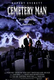 Cemetery Man (1994) Poster - Movie Forum, Cast, Reviews