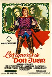 Nights and Loves of Don Juan Poster