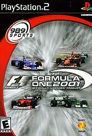 Formula One 2001 Poster