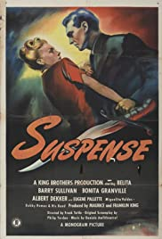 Suspense(1946) Poster - Movie Forum, Cast, Reviews