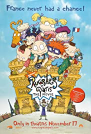 Rugrats in Paris: The Movie (2000) Poster - Movie Forum, Cast, Reviews