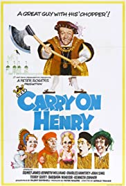 Carry on Henry VIII (1971) Poster - Movie Forum, Cast, Reviews