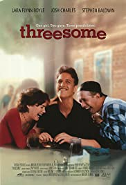 Threesome (1994) Poster - Movie Forum, Cast, Reviews