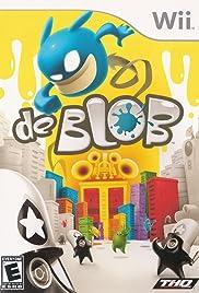 De blob Poster