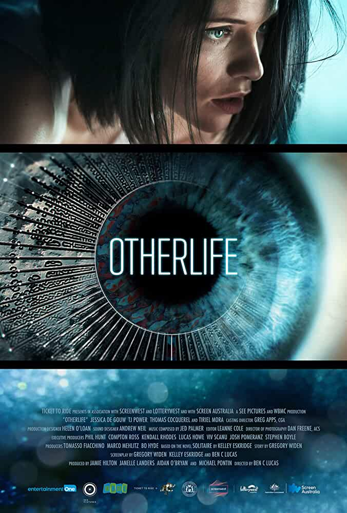 OtherLife 2017 English 480p WEBRip full movie watch online freee download at movies365.org