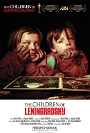 The Children of Leningradsky Poster