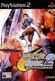 Capcom vs SNK 2: Mark of the Millennium 2001 Poster