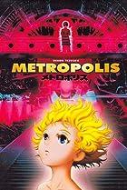 Metropolis (2001) Poster