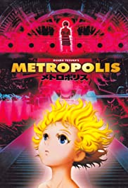 Metropolis (2001) Poster - Movie Forum, Cast, Reviews