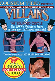 Villains of the Squared Circle Poster