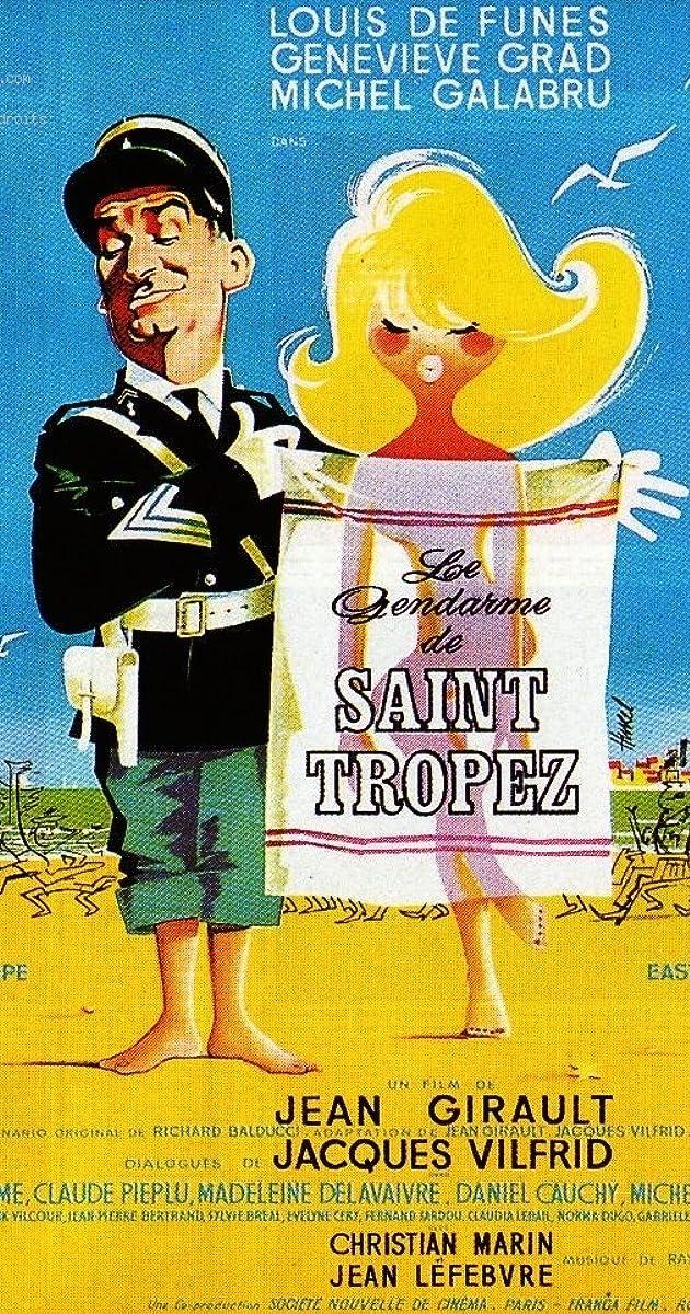 Žandaras Iš Sen Tropezo / Le gendarme de Saint-Tropez (1964)