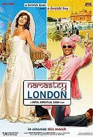 Namastey London(2007) Poster - Movie Forum, Cast, Reviews