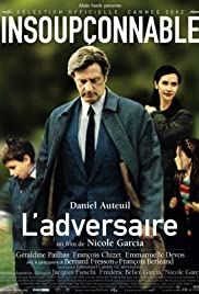 The Adversary Poster