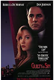 Guilty as Sin Poster
