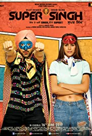 Super Singh (Punjabi)