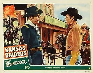 Los asaltantes de Kansas -