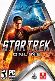 Star Trek Online (2010) Poster - Movie Forum, Cast, Reviews