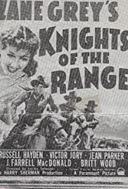 Knights of the Range Poster