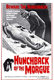Hunchback of the Morgue (1973) Poster - Movie Forum, Cast, Reviews