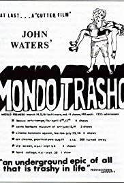 Mondo Trasho (1969) Poster - Movie Forum, Cast, Reviews
