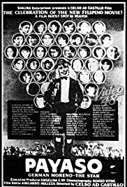 Payaso Poster